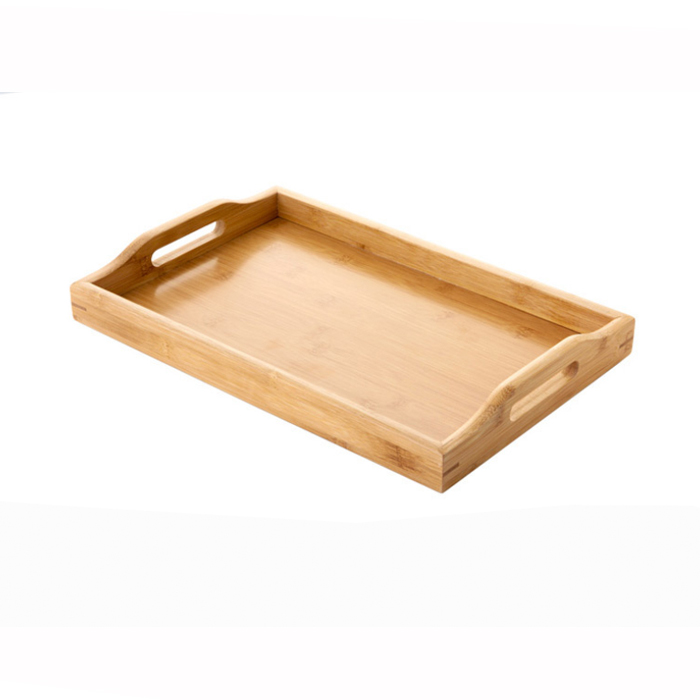 Various Size Bamboo Wood Dessert Tray