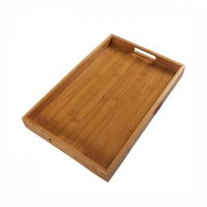 Factory supplied Bamboo Bread Storage Box -