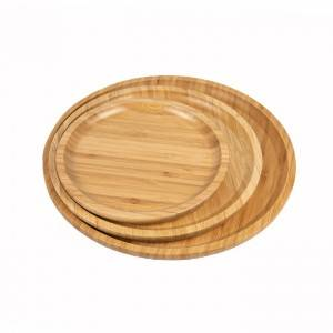 Factory directly supply Bamboo Cutlery Organizer -