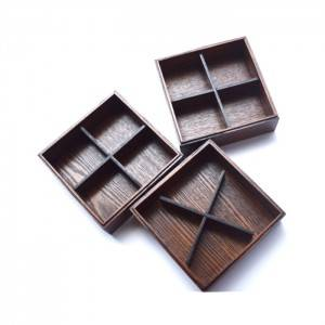 Nature Wooden Bento Boxes