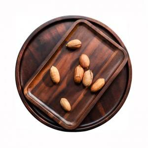 New Arrival China Woode Serving Tray -
