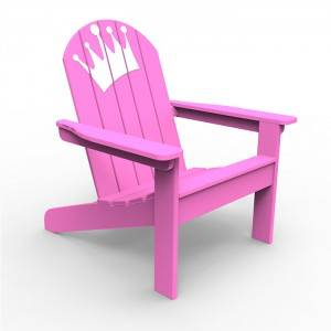 Outdoor Wooden Frog Chair Adirondack Deck Chair XH-T008