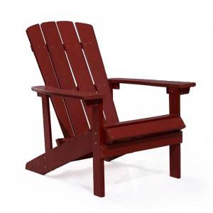 Outdoor Wood Folding Frog Chair XH-T013