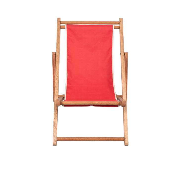 Outdoor Camping Picnic Folding Wooden Beach Chair For XH-W009