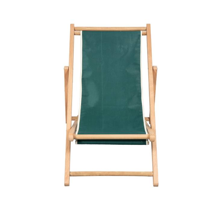 Children Garden Party Beach Wooden Deck Chair XH-W010