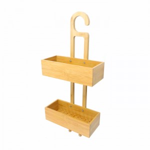 2019 wholesale price Bamboo Bathtub Caddy Tray -