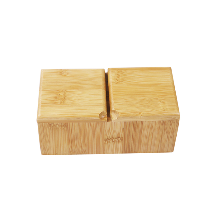 Bamboo Small Tea Candy Gift Box