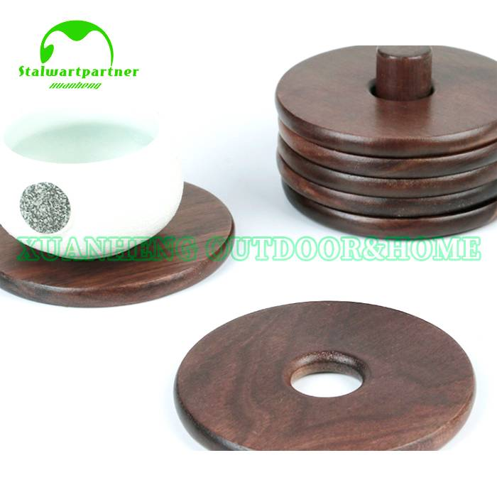 2019 China New Design Bamboo Wood Cutlery Tray -