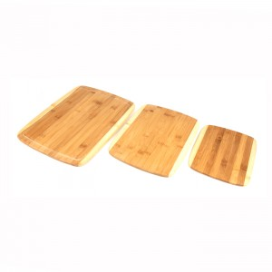 2019 High quality Bamboo Folding Bed Serving Tray -