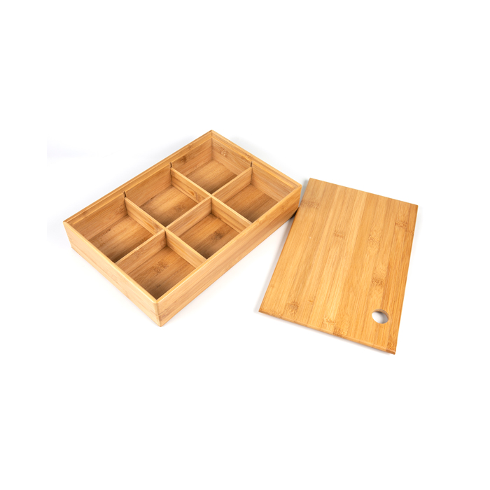 Wholesale Bamboo Serving Tray -