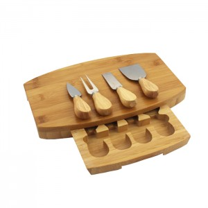 Personlized Products Bamboo Tongs Kitchen Gadgets -