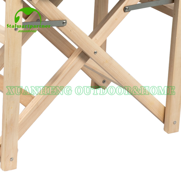 Good Sale Wooden Bar Stool With Back Chairs XH-Y009