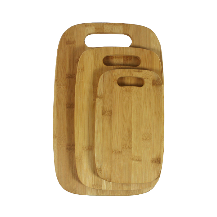 Wholesale Price Round Bamboo Tray -