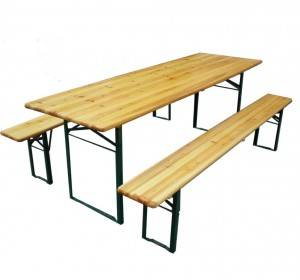 Excellent quality Wood Picnic Table -