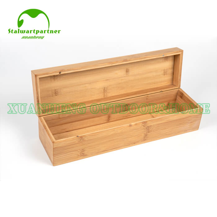 Reasonable price Bamboo Bathroom Storage Jars -