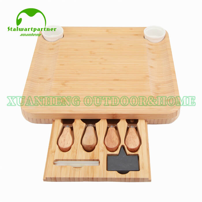 Factory Supply Bamboo Bath Vanity -