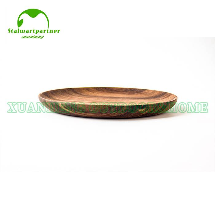 Hot sale Wooden Bamboo Serving Rolling Tray – Hot Seller Wholesale Walnut Wood Mini Serving Tray – Xuanheng