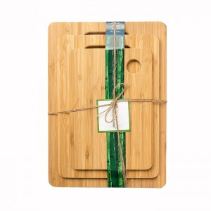 Discountable price Round Bamboo Box -