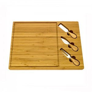 Big Discount Bamboo Organizer Cutlery Box -