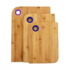 Factory Price For Bamboo Cutting Board -