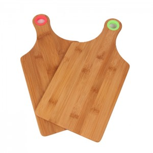18 Years Factory Cutting Board With Handle -