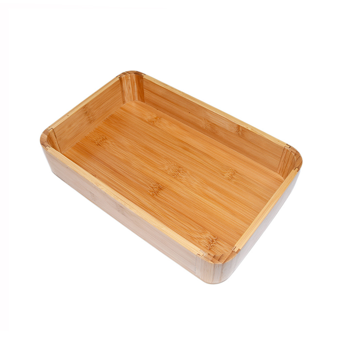 Bamboo Bread Coffee Tray XH-C003
