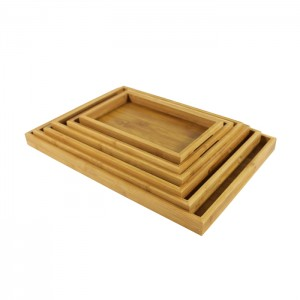 2019 New Style Bamboo Stackable DrawerBox -