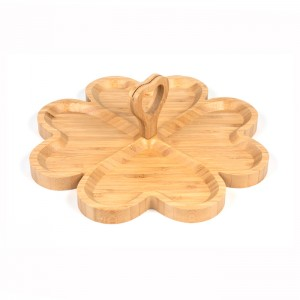 High reputation Bamboo Brush Holder -