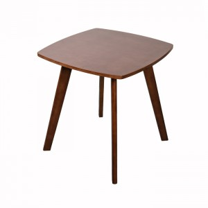 Solid Wooden Coffee Table With Plywood Board Top XH-S001