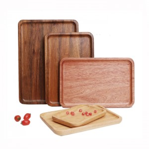 OEM/ODM China Wooden Trays With Handle -