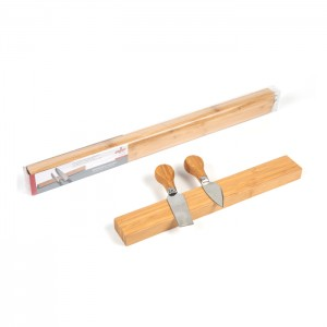 Reliable Supplier Bamboo Cooking Utensils Set -