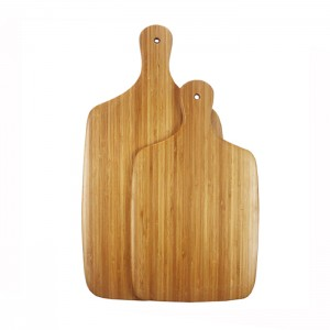 Kitchen Natural Bamboo Noodle Cutting Board