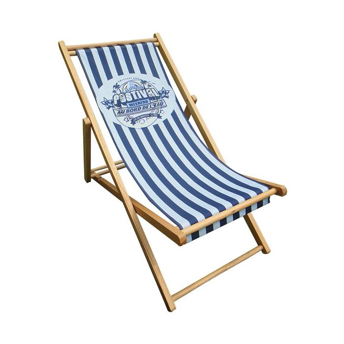 Hot Selling Wooden Outdoor Sunshine Chair  XH-X041