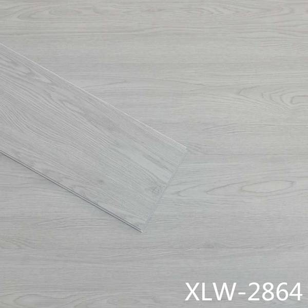 light color of wood pattern flooring