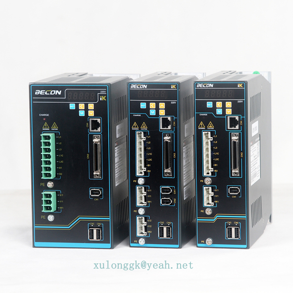 IK Series M3/M2 Bus servo drive 200-220V Featured Image