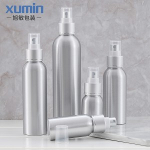 30 ml spray bottle  cosmetic bottle 50ML 100ML 120ML 250ML aluminium spray bottle suppliers