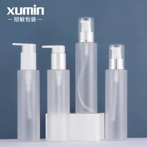 new trend product 150ml new trend product with Multiple styles cosmetic lotion pump bottle