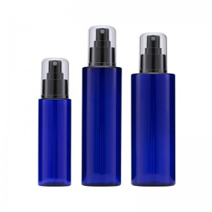 Made in china plastic spray bottle 100ML 200ML plastic bottle 250ml cosmetic pet bottle