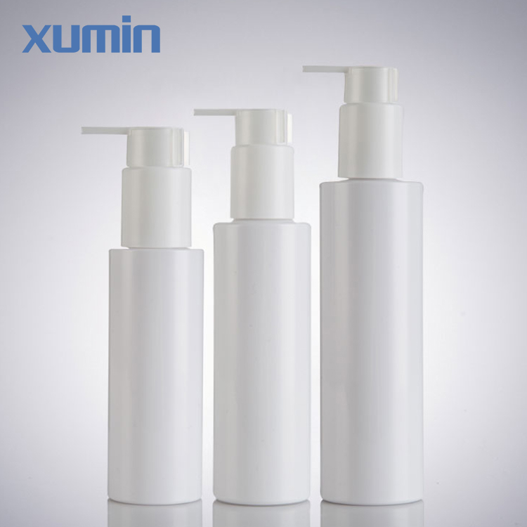 Leakproof Design White Soap Shampoo Bottle 100Ml 150Ml 200Ml Foam Pump Bottle