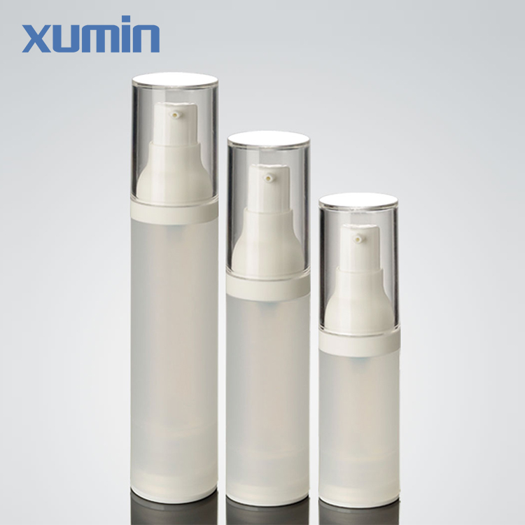 Korea Style 20Ml 30Ml 50Ml Frosted Bottle Excellent Airless