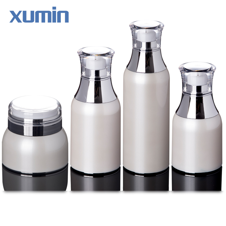 30ml 50ml 100ml Best Price cream acrylic container Cosmetic Jar Airless Acrylic Bottle
