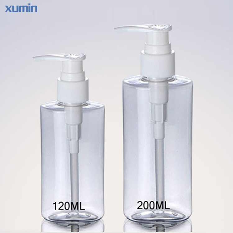 High Performance White Foam Pump Bottle Best Price Clear 120Ml 200Ml Plastic Pet Bottle