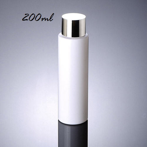 Leakproof Design Sliver Electroplate Cap Bottle 100Ml 150Ml 200Ml Plastic Pet Bottle