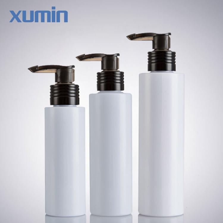 Leakproof Design Long Black Cap Design White Pet Bottle Manufacturers Best Price Foam Pump Pet Bottle