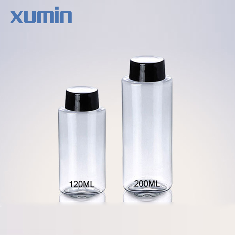 Leakproof Design Screw Pet container Caps Low Price 120Ml 200Ml Plastic Pet Bottle Featured Image
