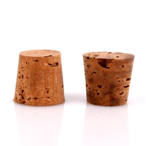 40ml mini size boot glass cup with cork