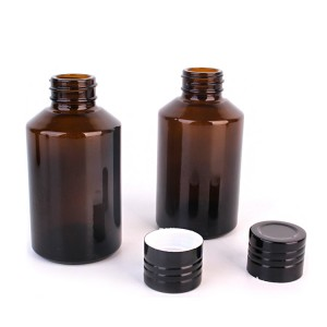 120ml high quality cosmetic perfume spray glass bottle
