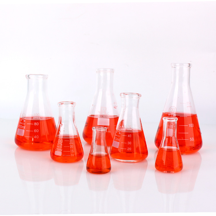 Malaysia High Quality Laboratory Glass Conical Flask for Lab  Medical Usage Featured Image