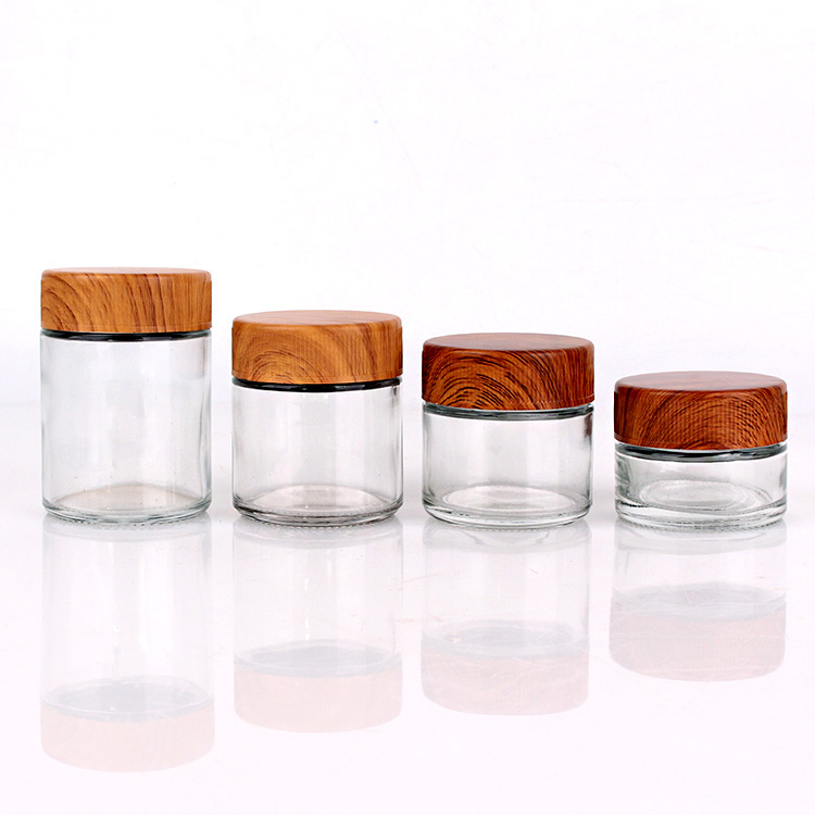 High Quality for Storage Glass Jar -