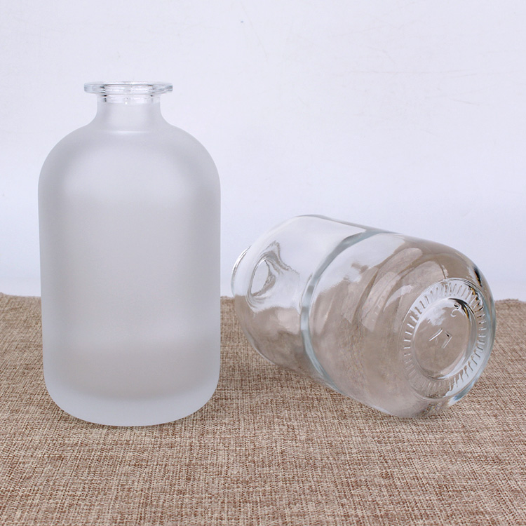 Reasonable price Square Glass Bottle -